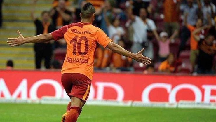 Galatasaray Belhanda olmadan kazanmakta zorlanıyor!