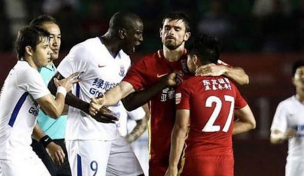 Demba Ba'ya ırkçılık yapan futbolcunun cezası açıklandı!