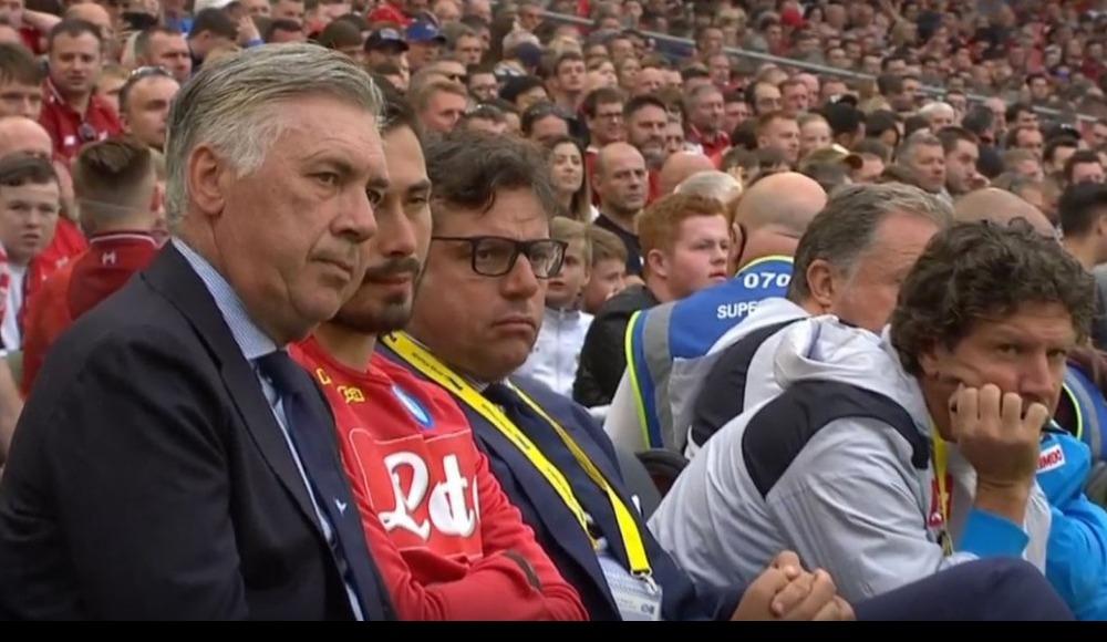 Liverpool, Napoli'yi 5-0 mağlup etti
