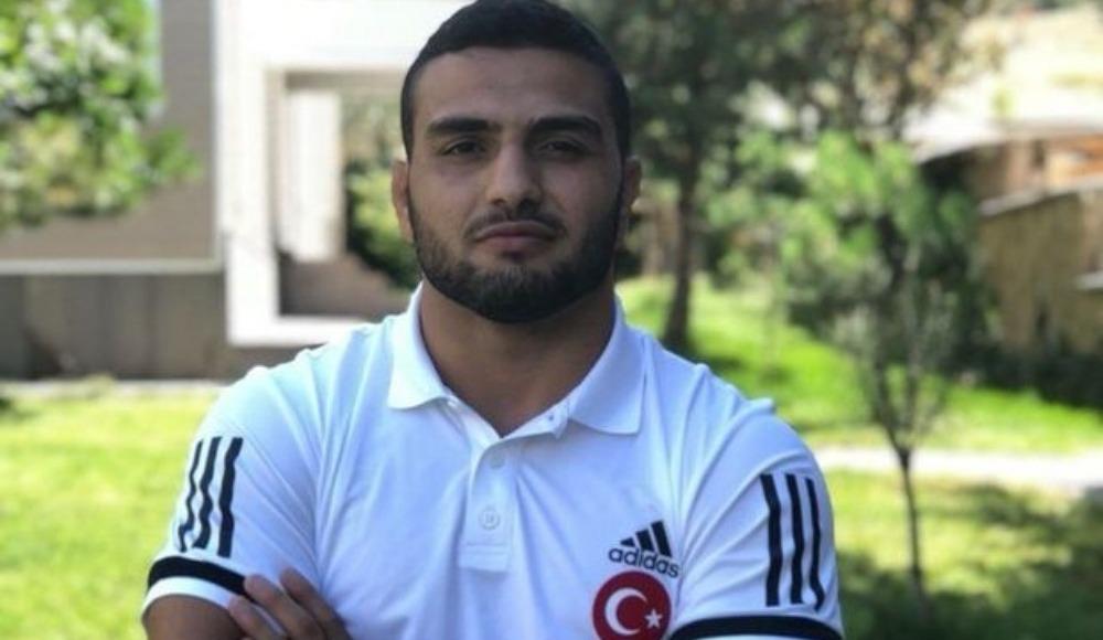 Milli güreşci Ramazan Sarı'dan altın madalya