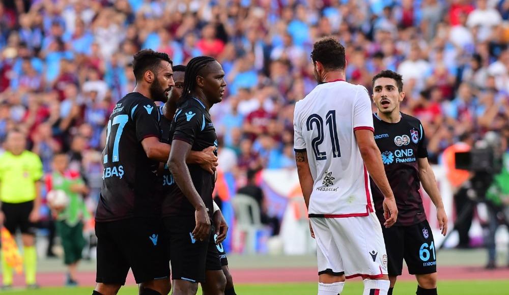 Trabzonspor'da penaltı sorunsalı!
