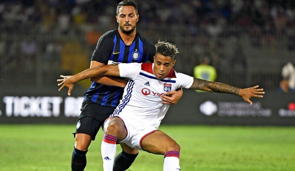2018 Uluslararası Şampiyonlar Kupası'nda Inter, Lyon'u tek golle geçti
