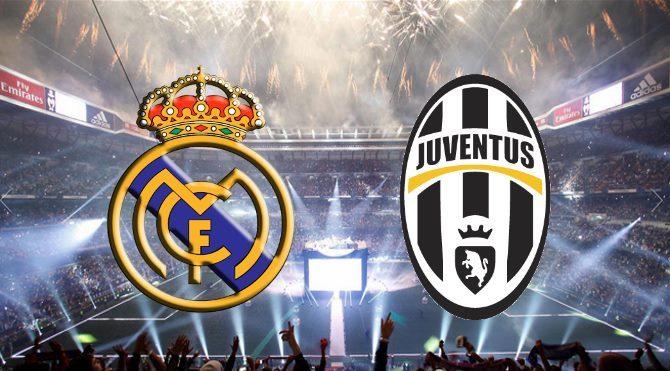 Uluslararası Şampiyonlar Kupası'nda  Real Madrid - Juventus karşı karşıya geliyor