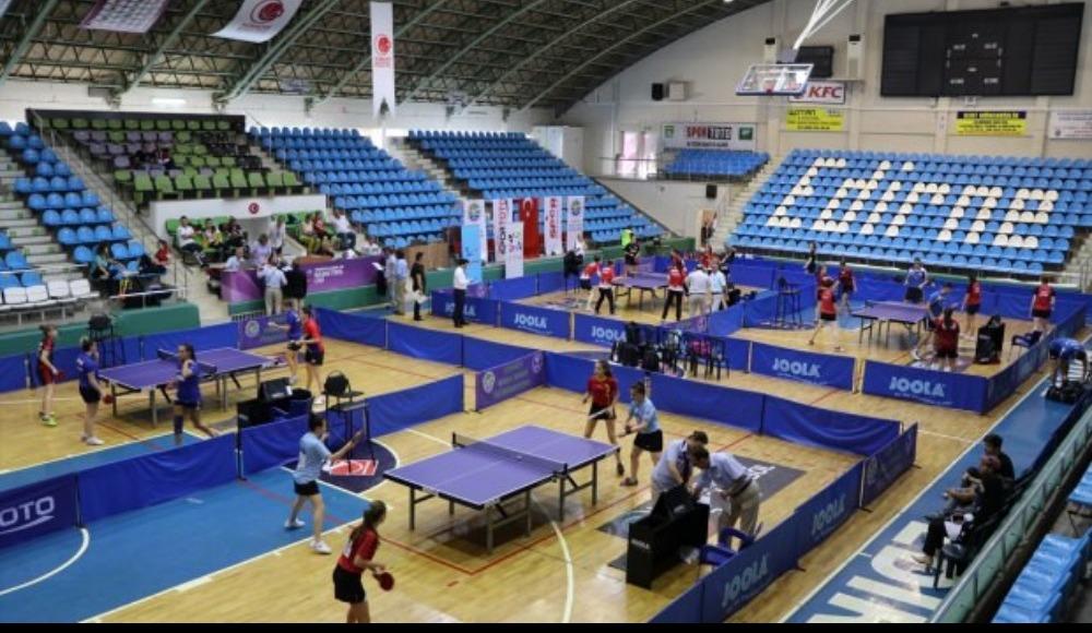 44. Balkan Masa Tenisi Şampiyonası sona erdi