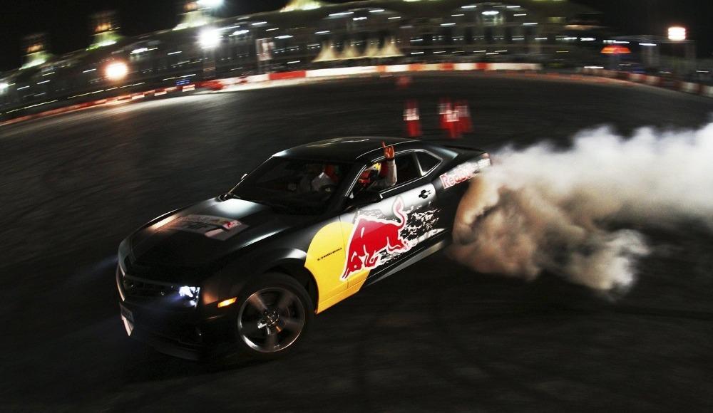 Red Bull Car Park Drift'in Türkiye finali İstanbul'da yapıldı