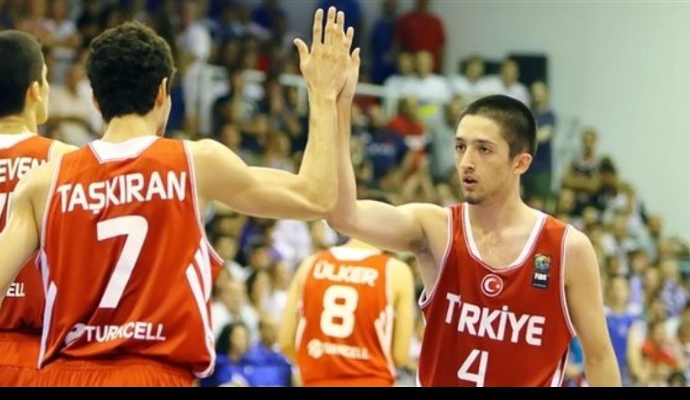 Türkiye Hırvatistan'a 74-72 mağlup oldu