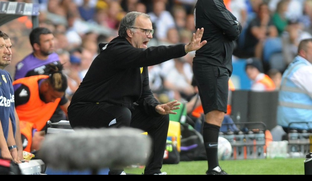 Bielsa, İngiltere kariyerine galibiyetle başladı! Leeds United 3-1 Stoke City