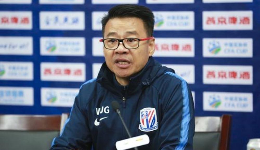 Şanghay Shenhua teknik direktöründen Demba Ba'ya destek