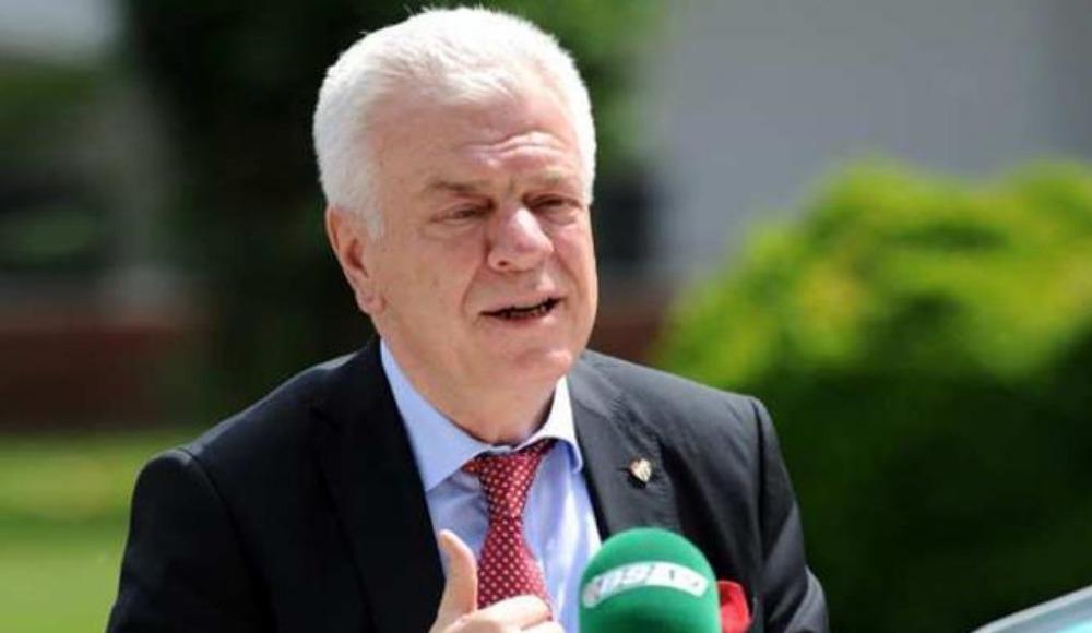 Bursaspor Başkanı Ali Ay, transfere değindi ve taraftara seslendi!