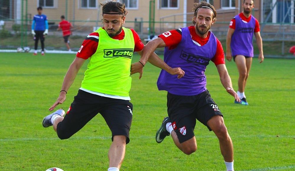 Boluspor, Osmanlıspor maçı hazırlıklarına başladı