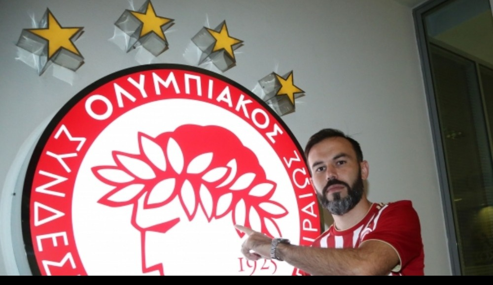 Olympiakos, İsrailli oyuncuyu kadrosuna kattı