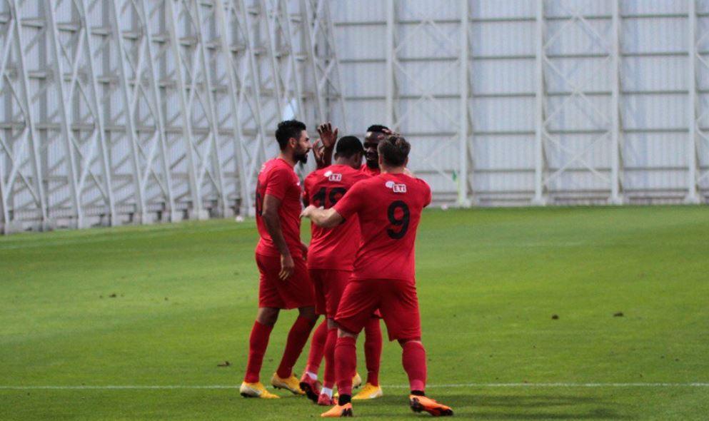 """Eskişehirspor'un hedefi Süper Lig'e çıkmak"""