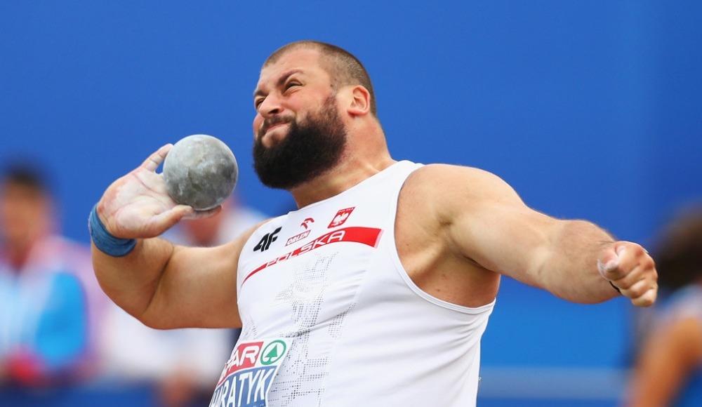Polonyalı atlet Wojciech Nowicki ve vatandaşı Michal Haratyk altın madalya kazandı!
