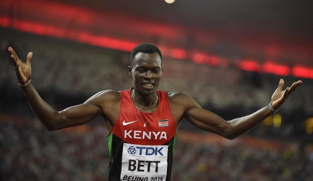 Dünya şampiyonu atlet Bett hayatını kaybetti