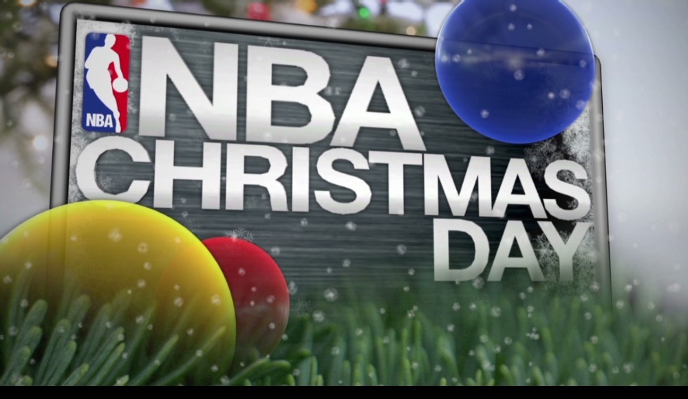 """NBA'de """"Noel Günü"""" maçları belli oldu"""