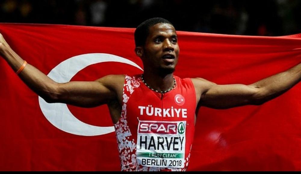 Jak Ali Harvey, bronz madalyasını törenle aldı