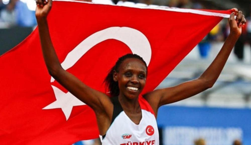 Avrupa Atletizm Şampiyonası'nda 10 bin metre finalinde Yasemin Can 5'inci oldu