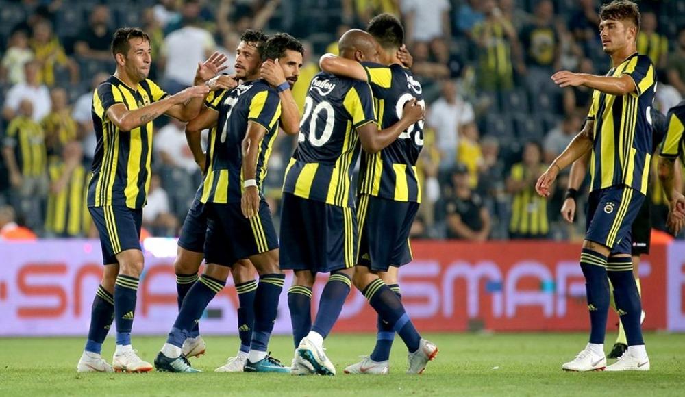 Fenerbahçe, sezona evinde iyi başlıyor!
