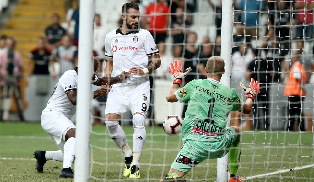 Beşiktaş, Negredo ve Love'un bonservis bedelini belirledi!