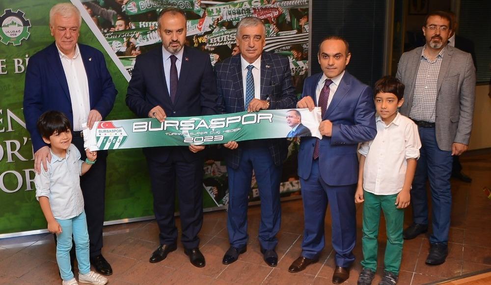 Bursaspor'da 'Askıda Kombine Bilet' projesi!