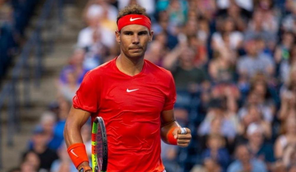 Rafael Nadal durdurulamıyor!