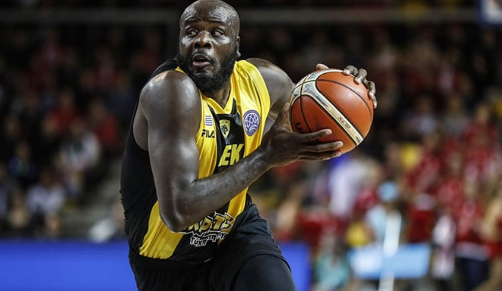 Gaziantep Basketbol transferlerine devam ediyor