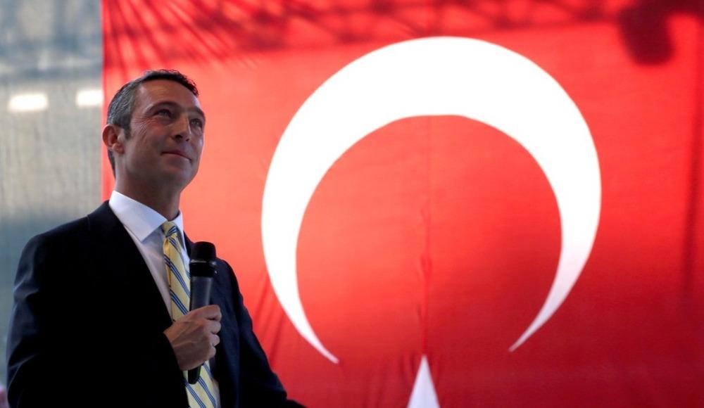 VİDEO - Ali Koç'tan Fenerbahçeli taraftarlara çağrı