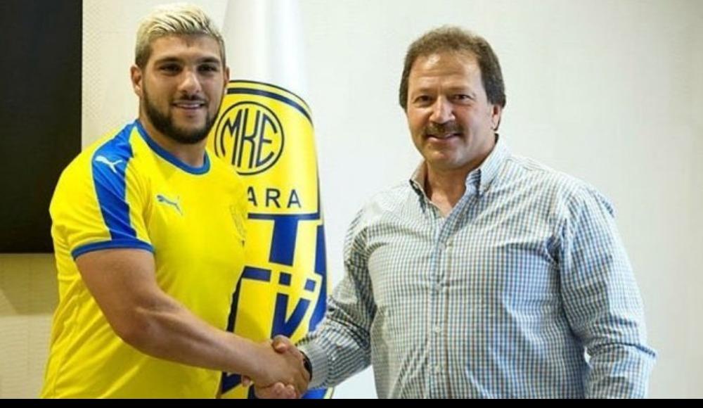 Sezonun ilk golü Moestafa El Kabir'den