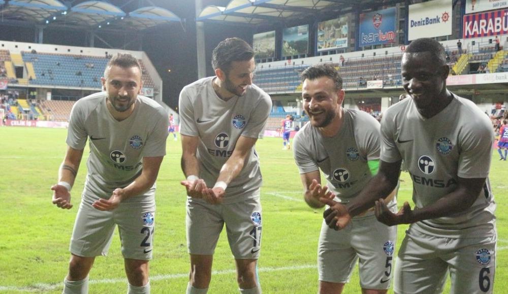 Adana Demirspor lige iyi başladı!