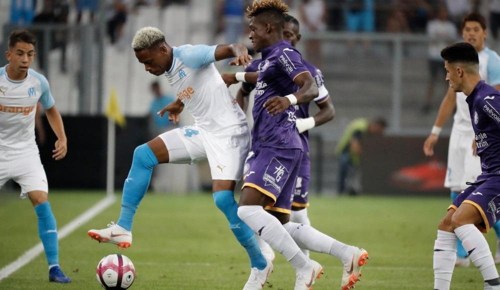Ligue 1'de açılış maçının güleni Marsilya oldu