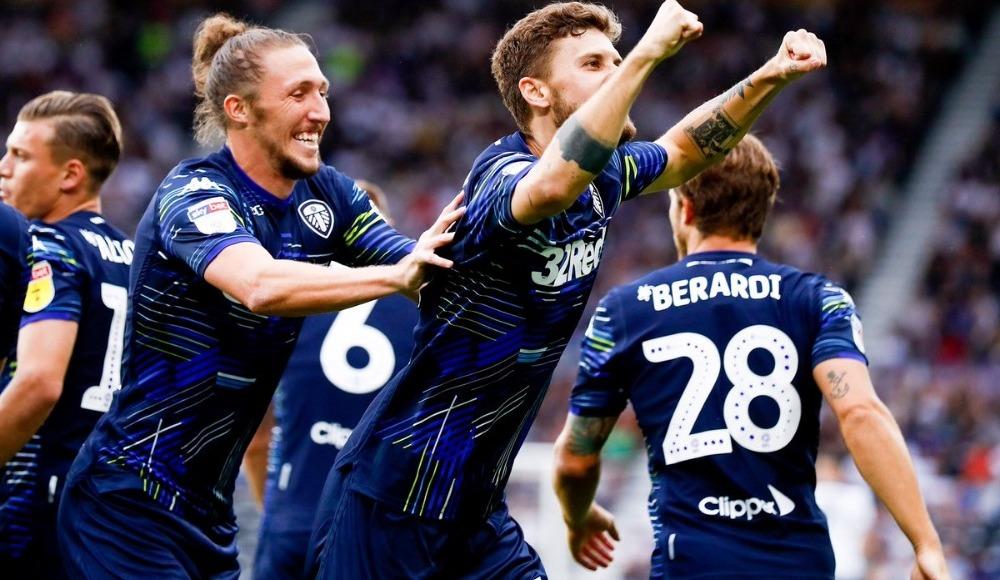 Leeds United deplasmanda Wolverhampton'ı gole boğdu! 1-4