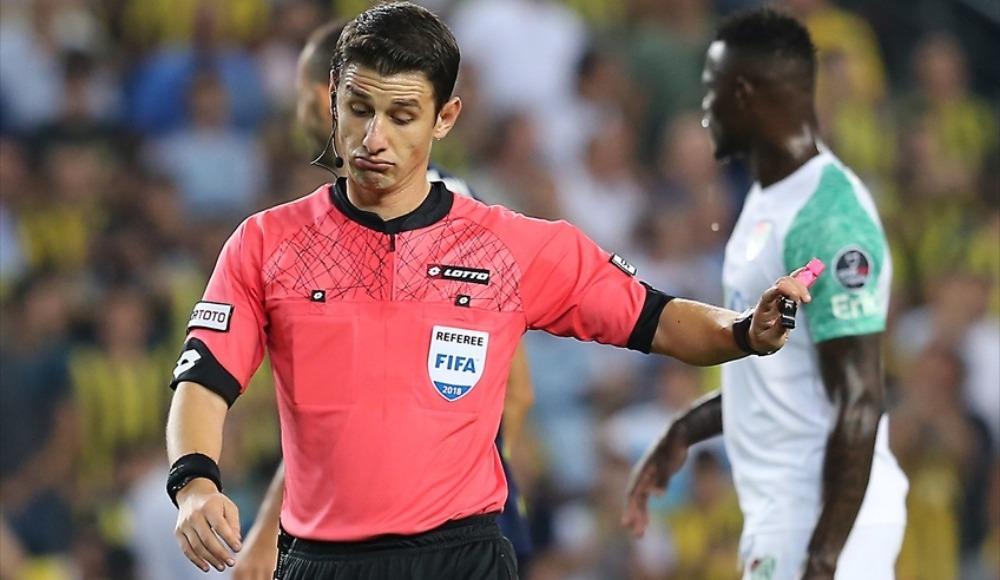 Halil Umut Meler, UEFA 2. VAR kursunda