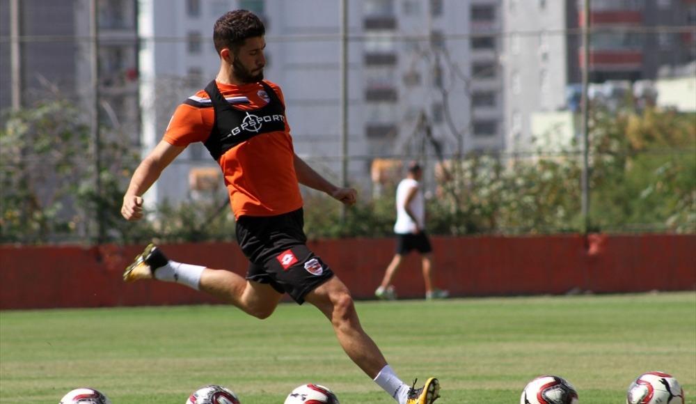 Adanaspor'da Afjet Afyonspor maçı hazırlıkları sürüyor