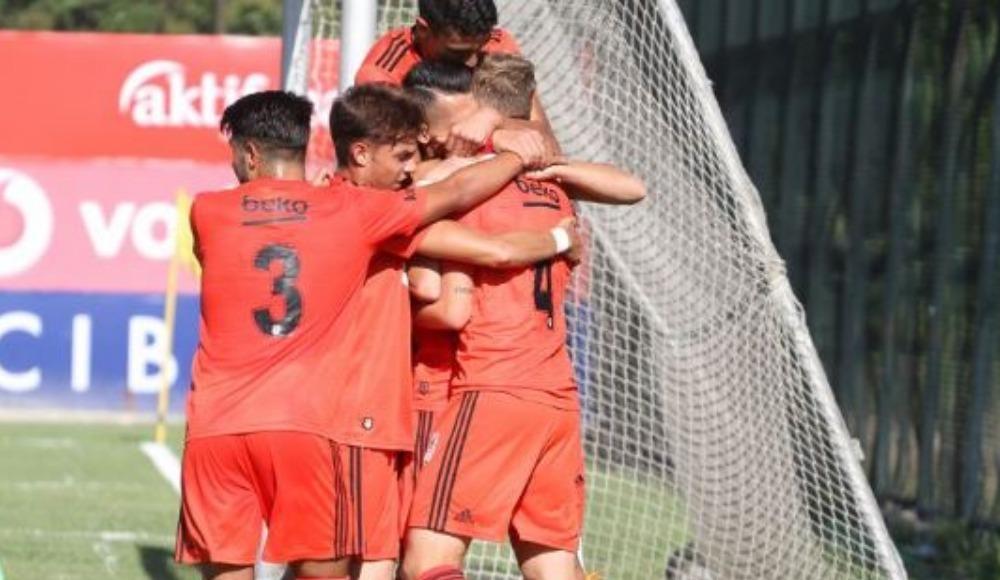 Beşiktaş altyapıda Akhisarspor'u tek golle geçti