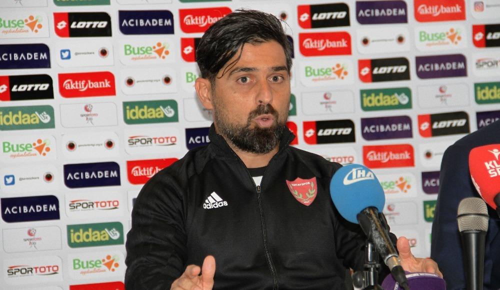 İlhan Palut: Gereksiz bir penaltıyla geriye düştük