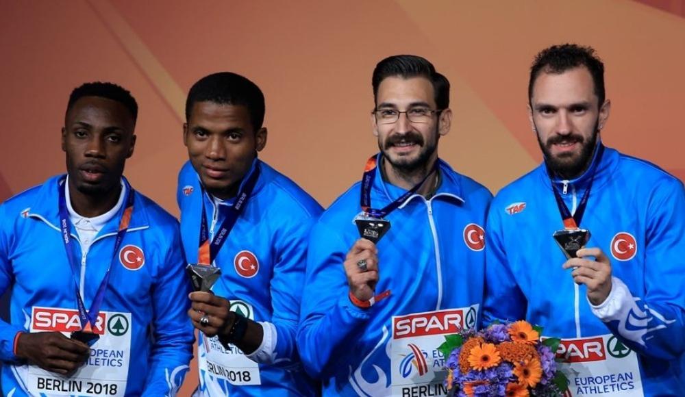 Atletizm Şampiyonası sona erdi! Türkiye kaç madalya aldı?