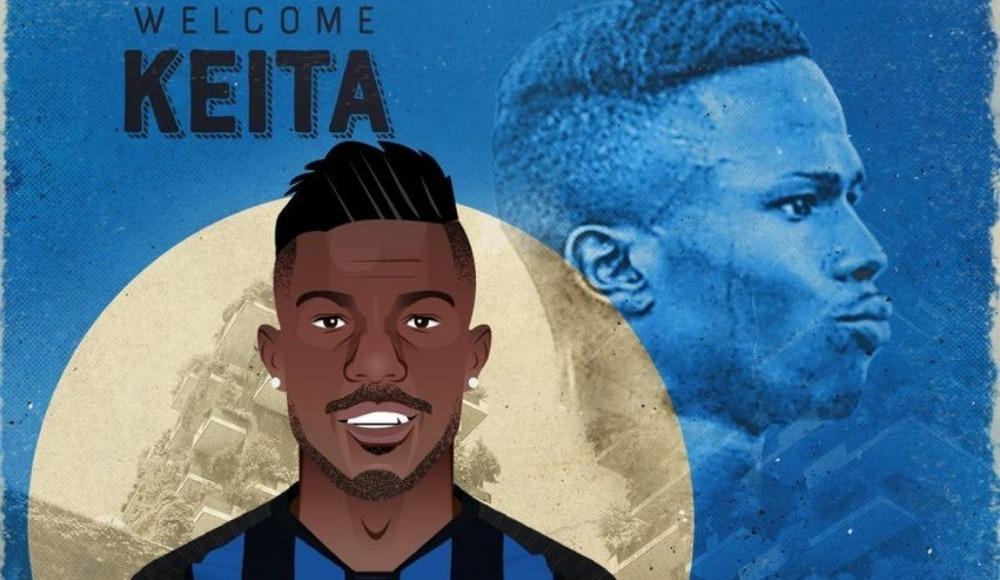 Inter, Keita Balde transferini açıkladı!