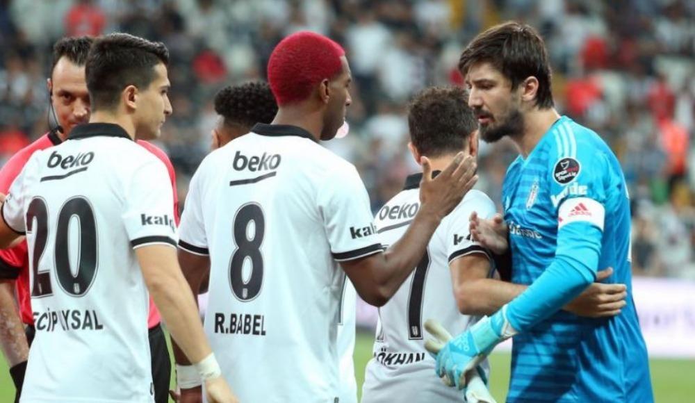 Partizan maçında kaleyi kim koruyacak? Antrenmanı yarıda bıraktı...