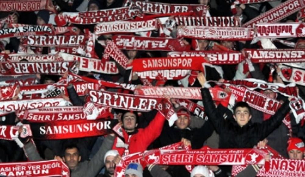 Samsunspor'dan taraftarlara kombine çağrısı