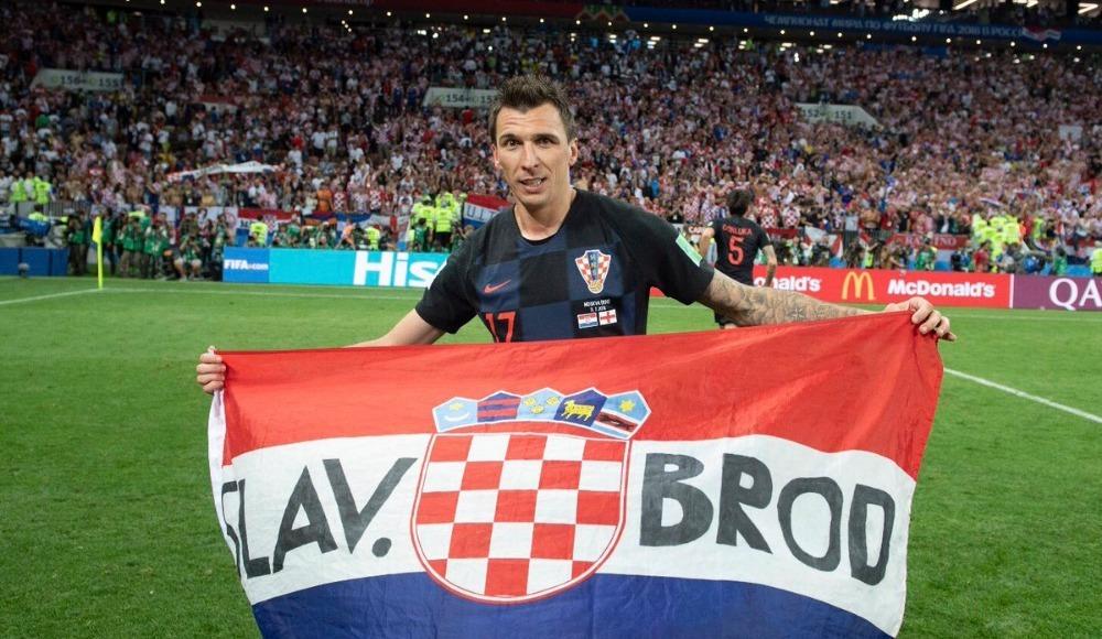 Mario Mandzukic, Hırvatistan Milli Takımı'nı bıraktığını açıkladı!