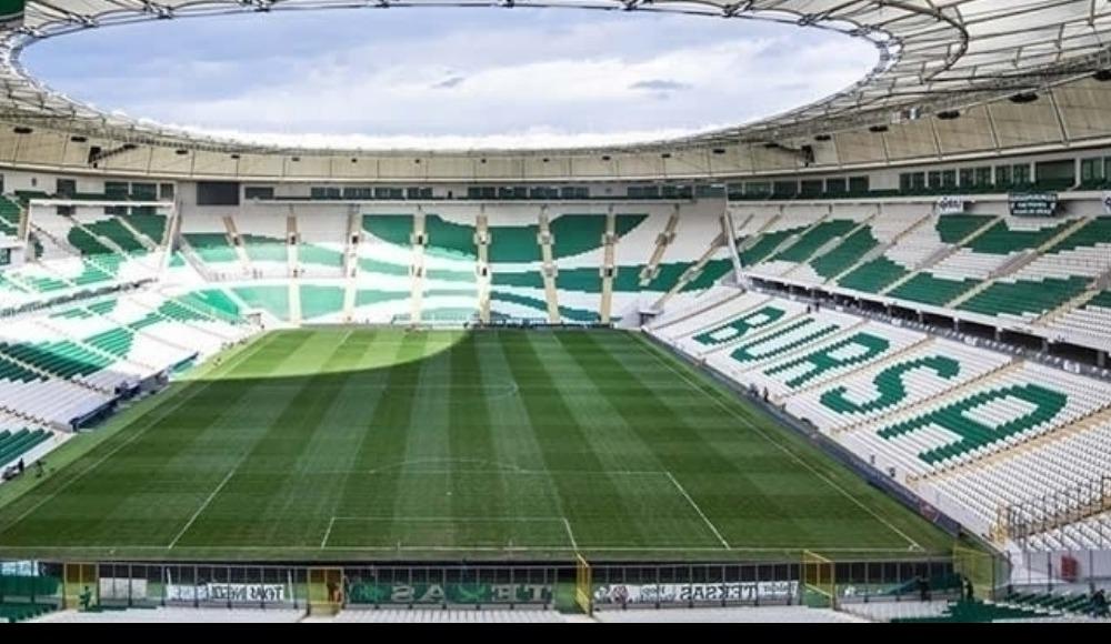 Bursaspor - Kayserispor maçının biletleri satışa çıkıyor!