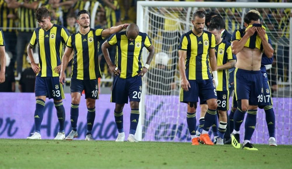 Fenerbahçe gole hasret! Geçen sezonun en golcü takımıydı...