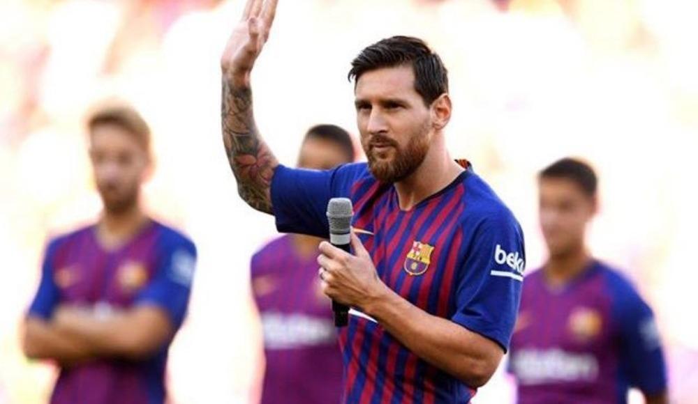 UEFA Yılın Oyuncusu seçimlerinde Messi'ye büyük şok! 55 puan ile...