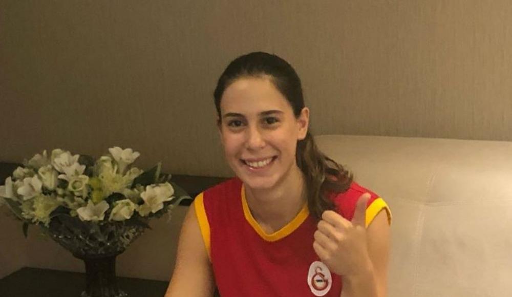 Galatasaray, Çağla Akın'ı transfer etti!