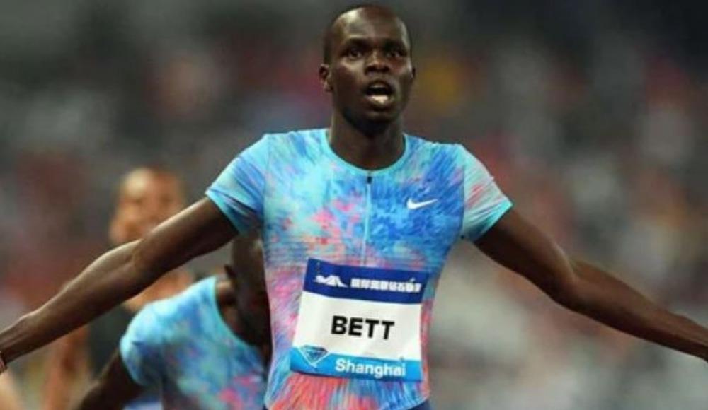 Doping testinden kaçan atlete men cezası!