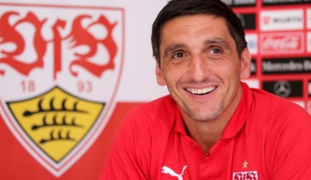 Stuttgart teknik direktörü Tayfun Korkut'tan oyuncularına mesaj
