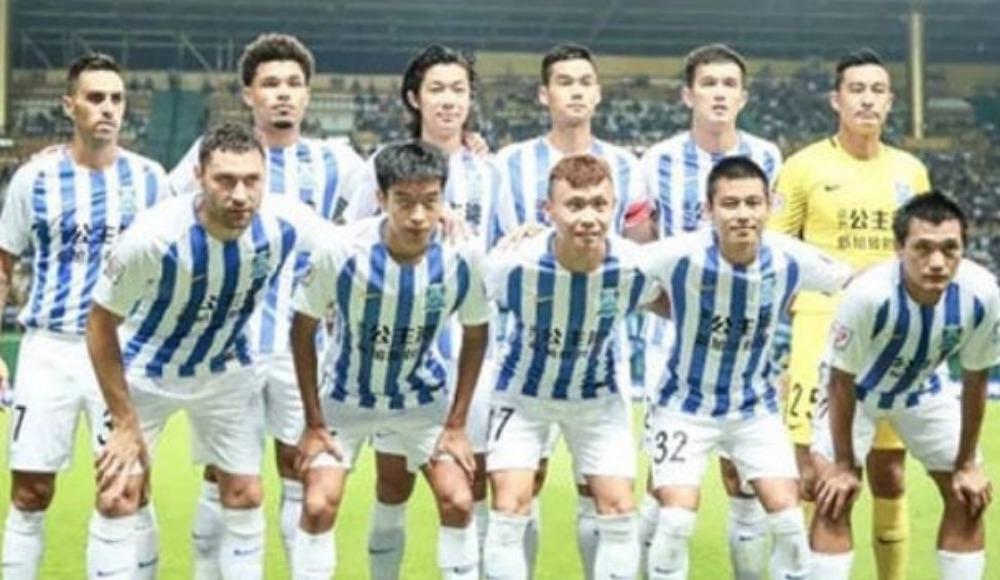 Beşiktaş'ın eski futbolcusu Tosic Çin'de gol attı
