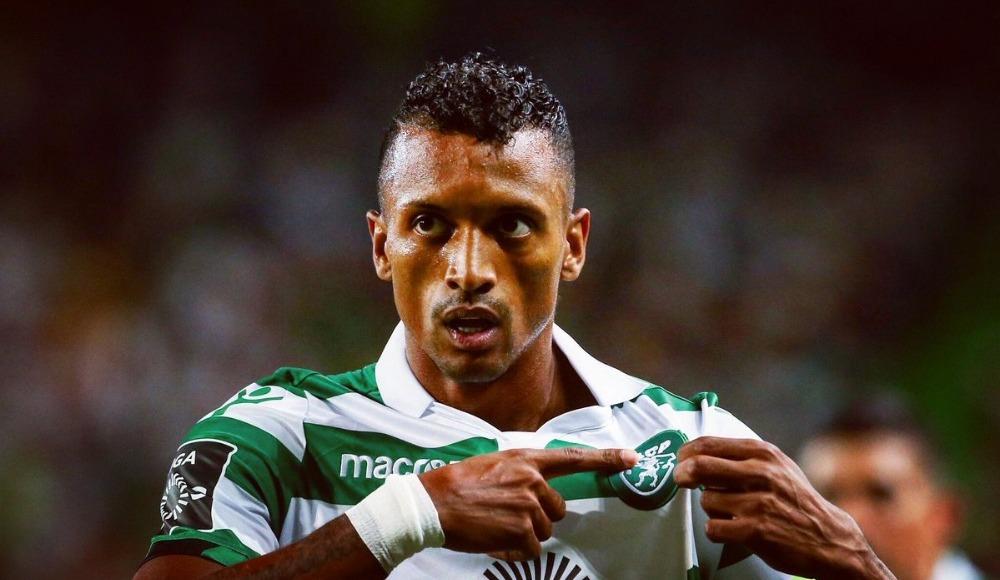 Luis Nani attı Sporting Lizbon kazandı