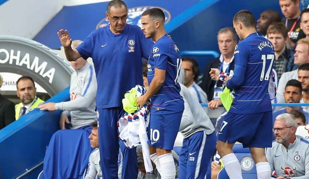 Hazard'dan transfer açıklaması! Chelsea'den ayrılıyor mu?