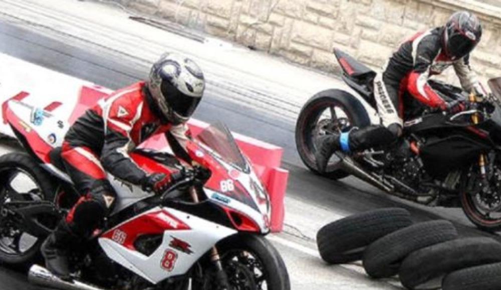 Türkiye Motodrag Şampiyonası Konya'da başladı